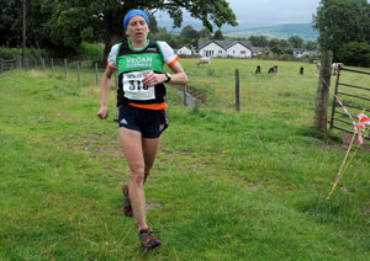 Tough Race Period for Helen Fines
