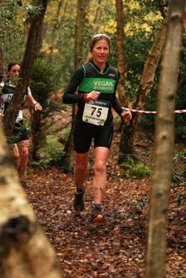 Black Park Duathlon, Verna Burgess – 21st October 2012