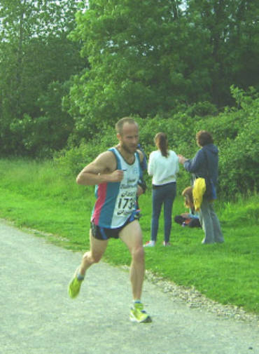 Bruce Challenges The Best Over 5K, 14/6/13