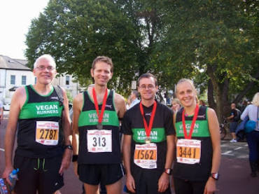 Cardiff Half Produces More PBs!
