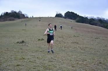 Box Hill Fell Race