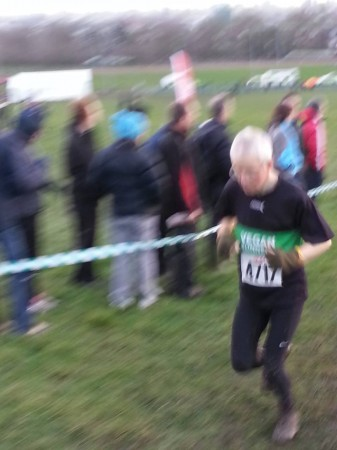Peter Simpson South of England XC Champs 2014