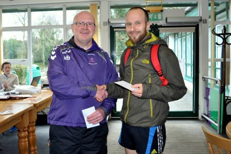 Bruce Lovell Prize Roe Valley Country Park Trail Race 2014
