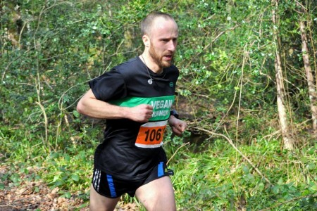 Bruce Lovell Roe Valley Country Park Trail Race 2014