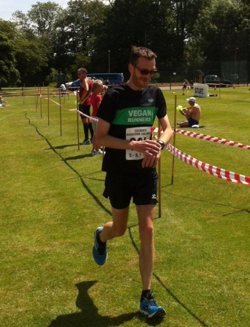 Tim Williams Colworth Challenge 2014