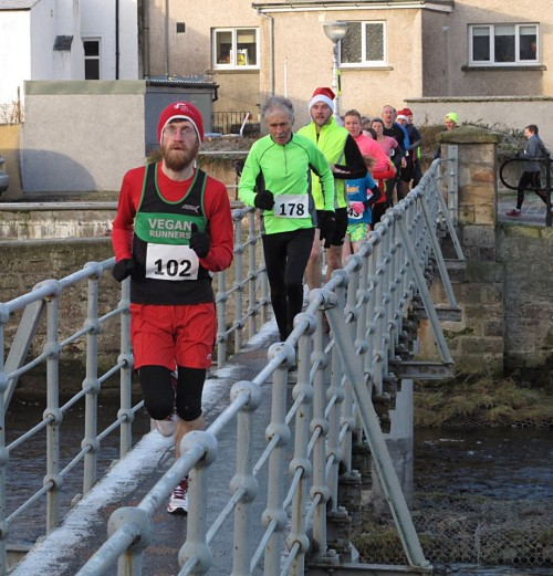 Craig Wallace Nairn Turkey Trot 2014