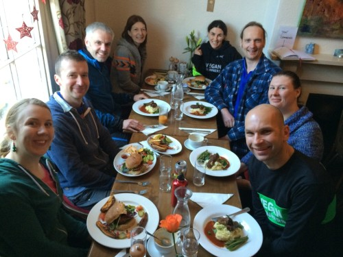 York Meet-Up Meal Jan 2015
