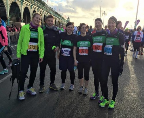 Group Brighton Half 2015