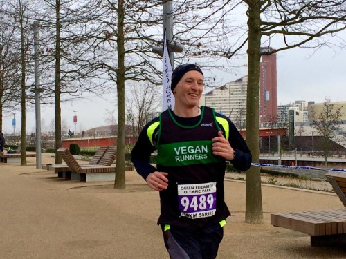 The Queen Elizabeth Olympic Park 10k