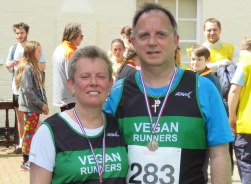 Paul and Dawn White Hertford 10k