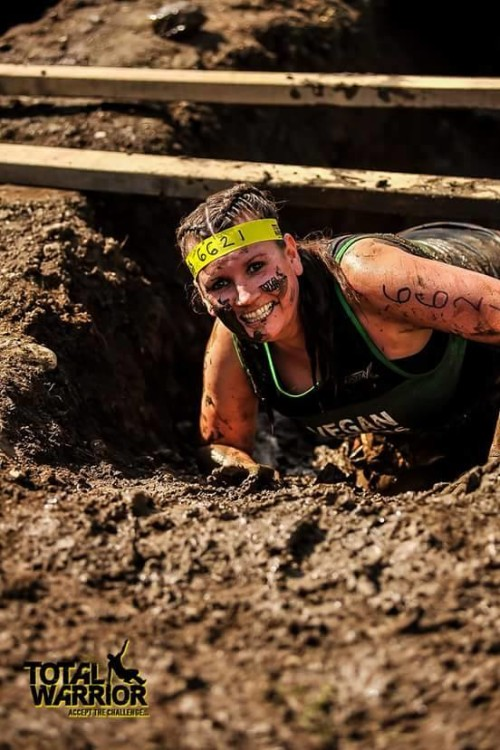 Kerri Turner Total Warrior 2015