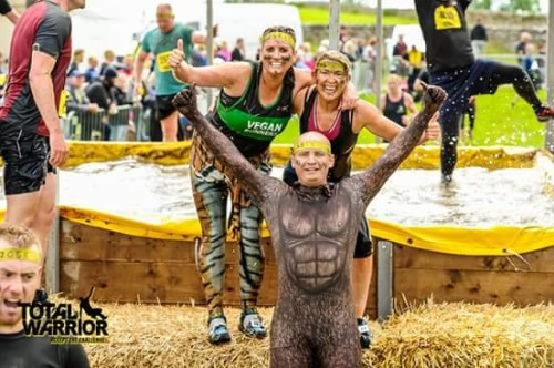 Kerri Turner Total Warrior 2015 Animals