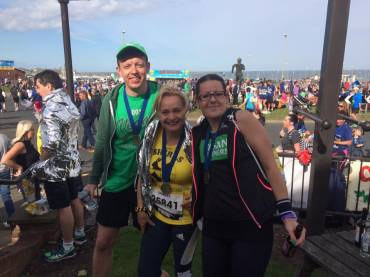 Great North Run 2015