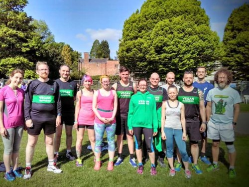 Manchester Group Parkrun Takeover!