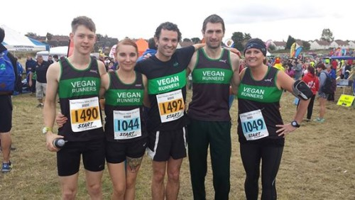 North East Vegan Runners join top cross-country league