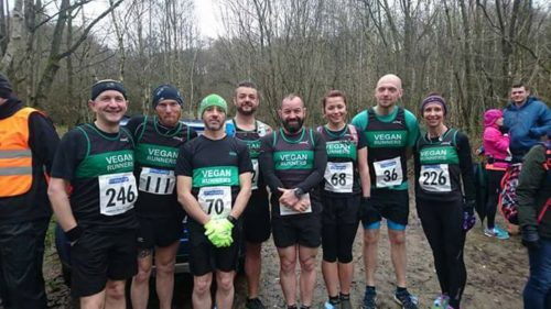 Irwell Valley 20 Trail Race report