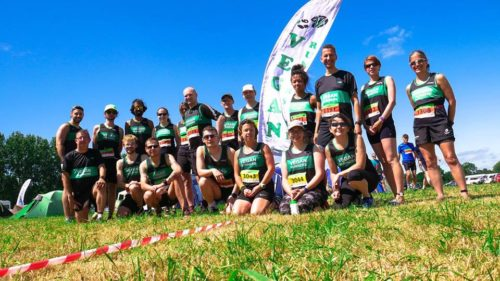 Vegan Runners at Endure24 2017