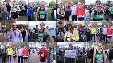 London Marathon Photos