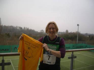 Cambridge Boundary Run Marathon – Anna Finn