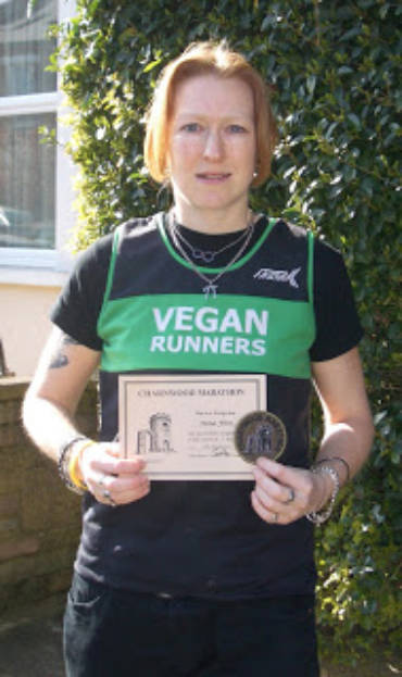 Charnwood Marathon – Anna Finn reports