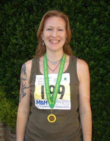 Bungay Black Dog marathon – Anna Finn