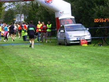 Flitwick 10K – winning the easy way