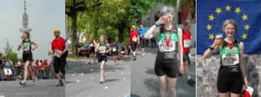 Hamburg Marathon – 26 April 09