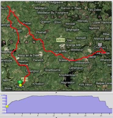 White Peak Marathon – Anna Finn