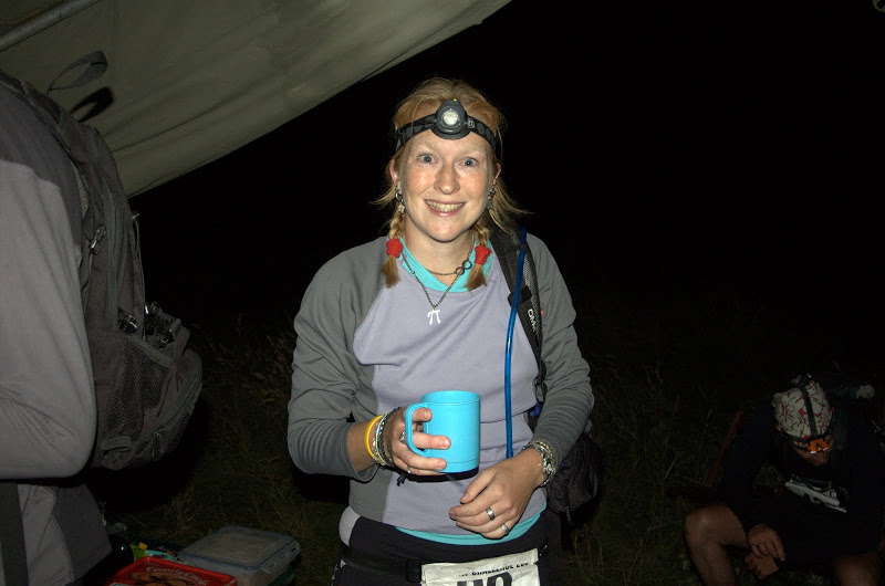 Ridgeway Challenge 85 – Anna through checkpoint 7