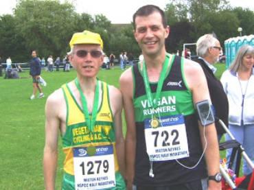 Milton Keynes Half Marathon – Home Advantage