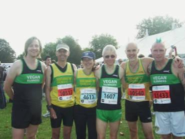 Robin Hood Half & Full Marathon, 13 Sept