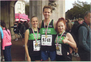 Cardiff Half Marathon Photos – Oct09