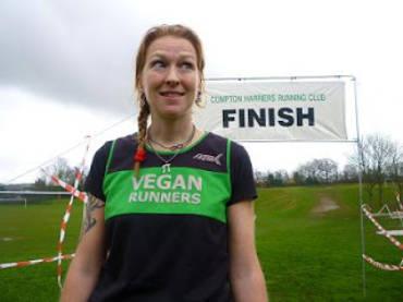 Anna Finn Breaks Female 100 Marathon World Record