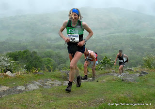 Cader Idris race report and photo AND WIN