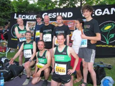 Report from the Berlin Vegan Runners
