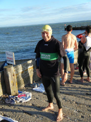 More Aquathon pics