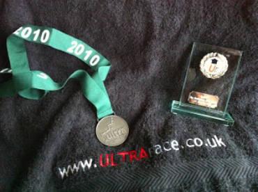 Anna's marathon roundup: inc. Ridgeway 85