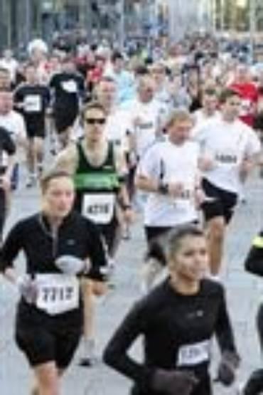 Cardiff Half Marathon with 13 hours notice…