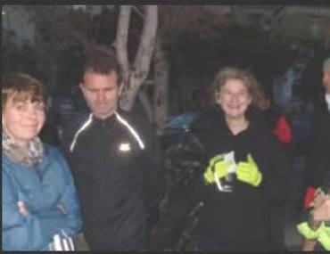Maria's Training Marathon in Malta, 27/2/11