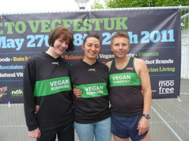 VRUK at Bristol VegfestUK