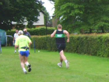 Eltham Park Multi-Terrain 5 miles, 12 June