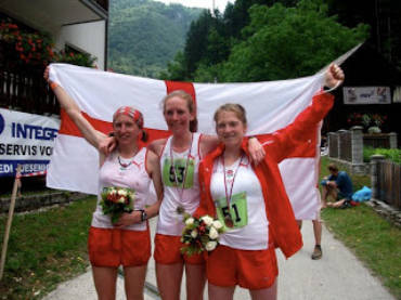 Helen Fines – Bronze in World Mountain Champs