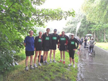 Cardiff Park Run target, 16 July
