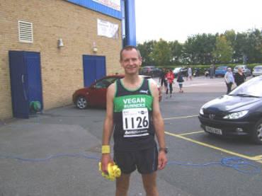 Oxford Half Marathon, 25/9/11