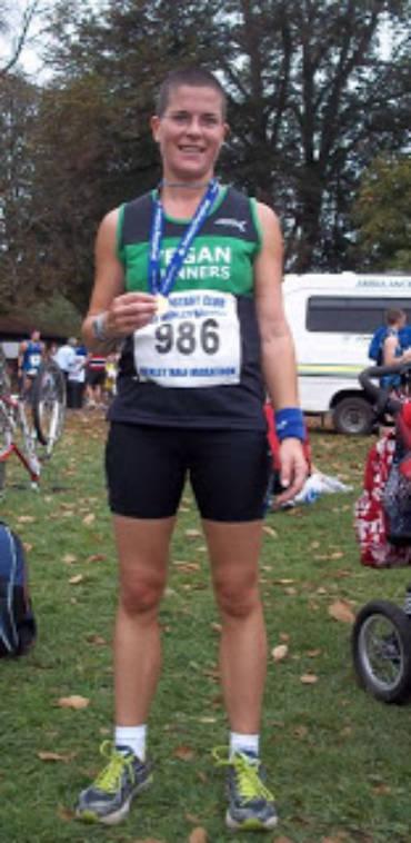Henley Half Marathon, 9 Oct