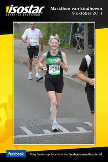 Maria's Eindhoven Marathon 09/10/11