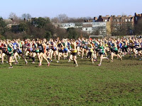 English National XC Champs, 25/2/12