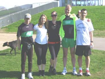 Report on Regents Park Training, 25/3/12