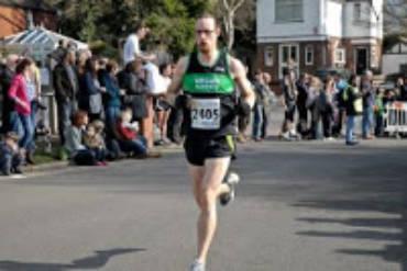 Tunbridge Wells Half Marathon, 26 Feb