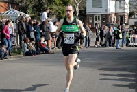 Tunbridge Wells Half Marathon, 26 Feb